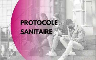 Protocole sanitaire : nous sommes prêts pour vous accueillir dans le respect des conditions sanitaires…
