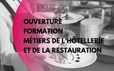 Métiers de l'hôtellerie et de la restauration