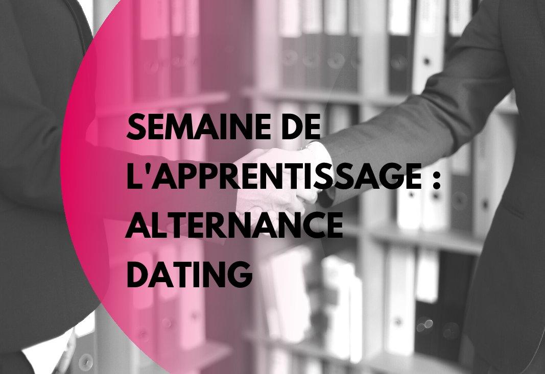 Alternance Dating première : un vif succès !