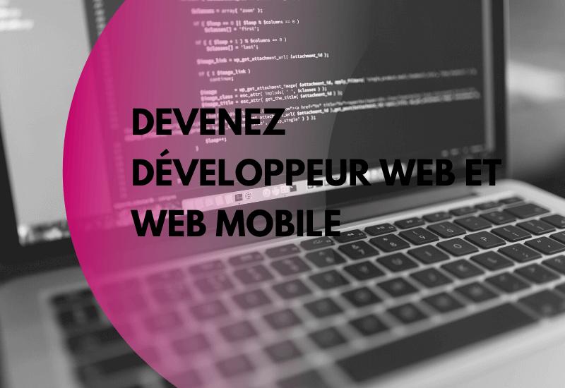 Formation Développeur Web et Web Mobile